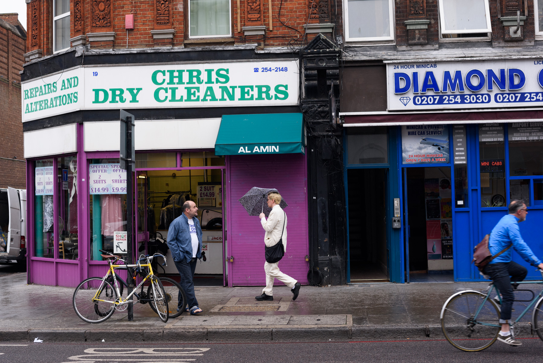 Chris Dry Cleaners