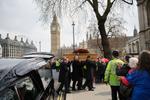 Funeral of Tony Benn.