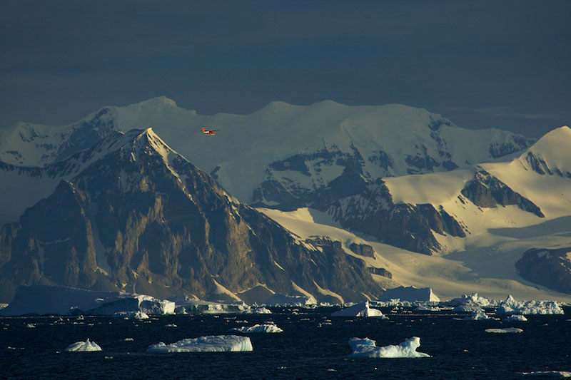 Adelaide Island vicinity, Antarctica