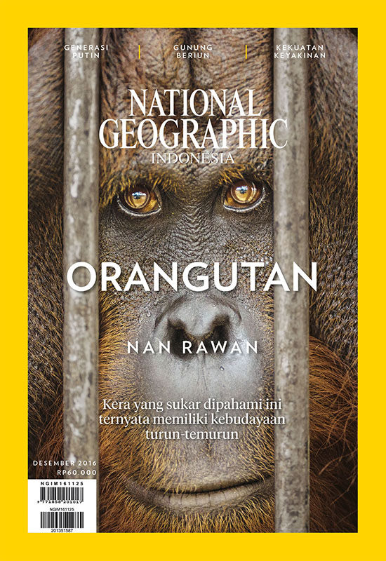 Cover - National Geographic Indonesia - Dec 2016