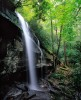 Slick Rock Falls, Pisgah National Forest near Brevard, NC