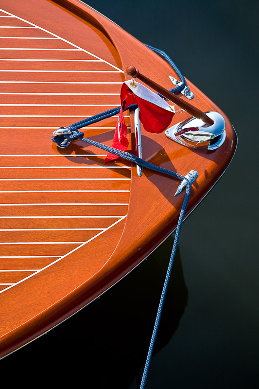 Charlotte Antique and Classic Boat Show at Queens Landing in Mooresville, North Carolina
