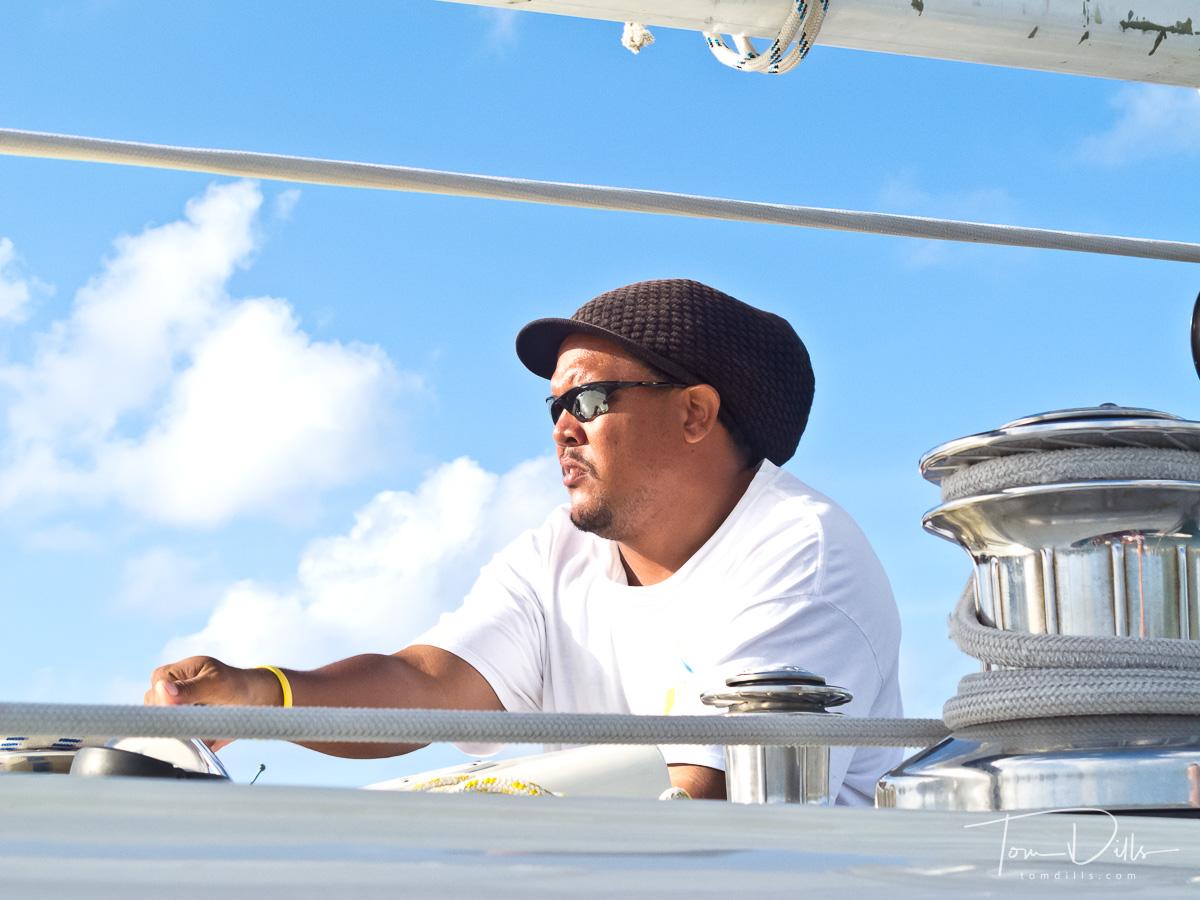 Catamaran Tour on St Kitts
