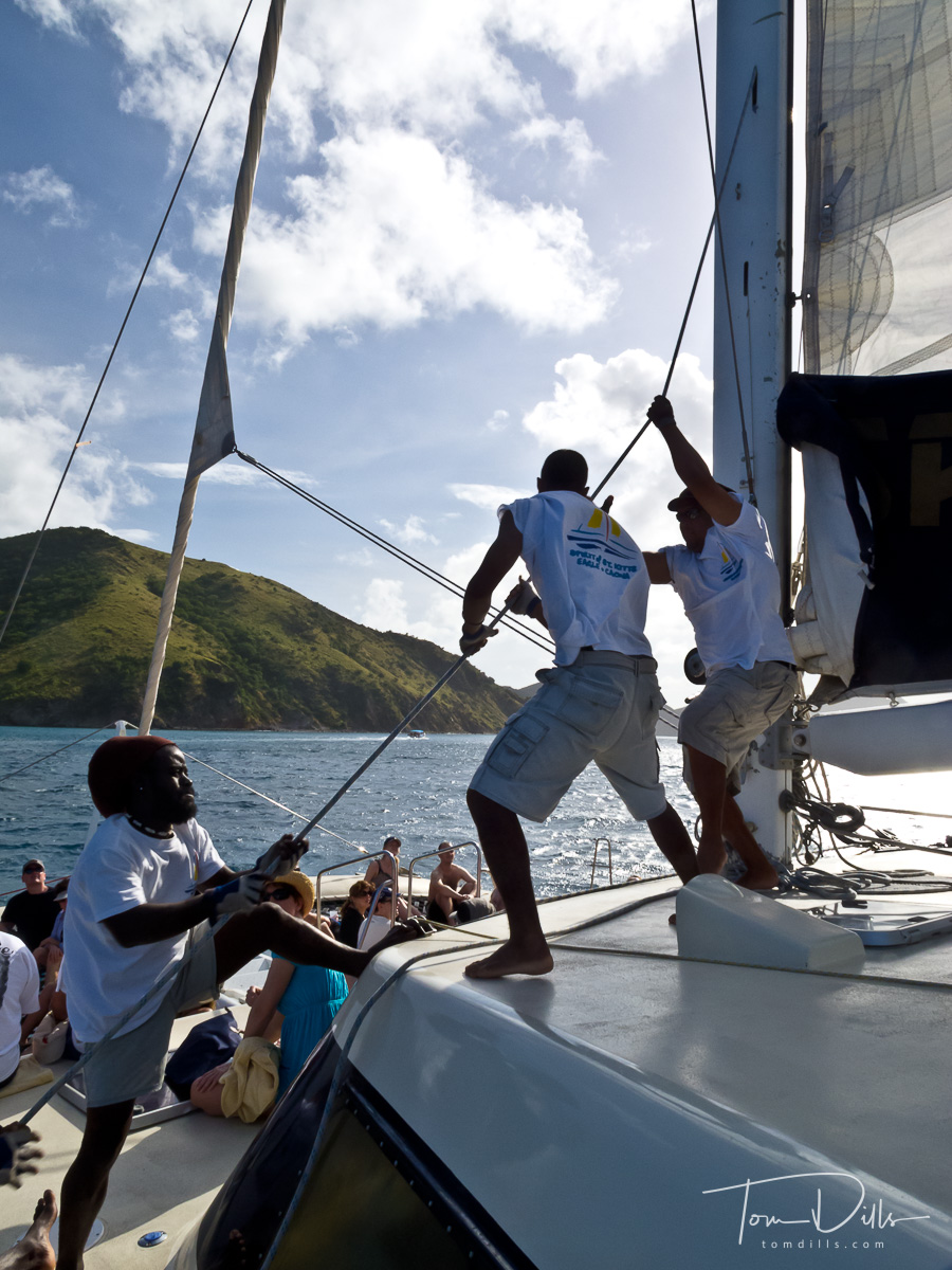 Catamaran Tour on St Kitts