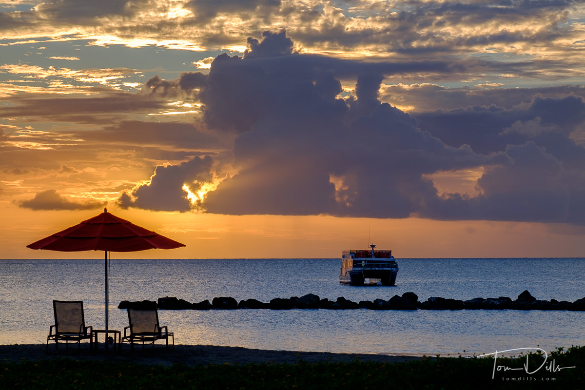 Four Seasons Resort, Nevis West Indies