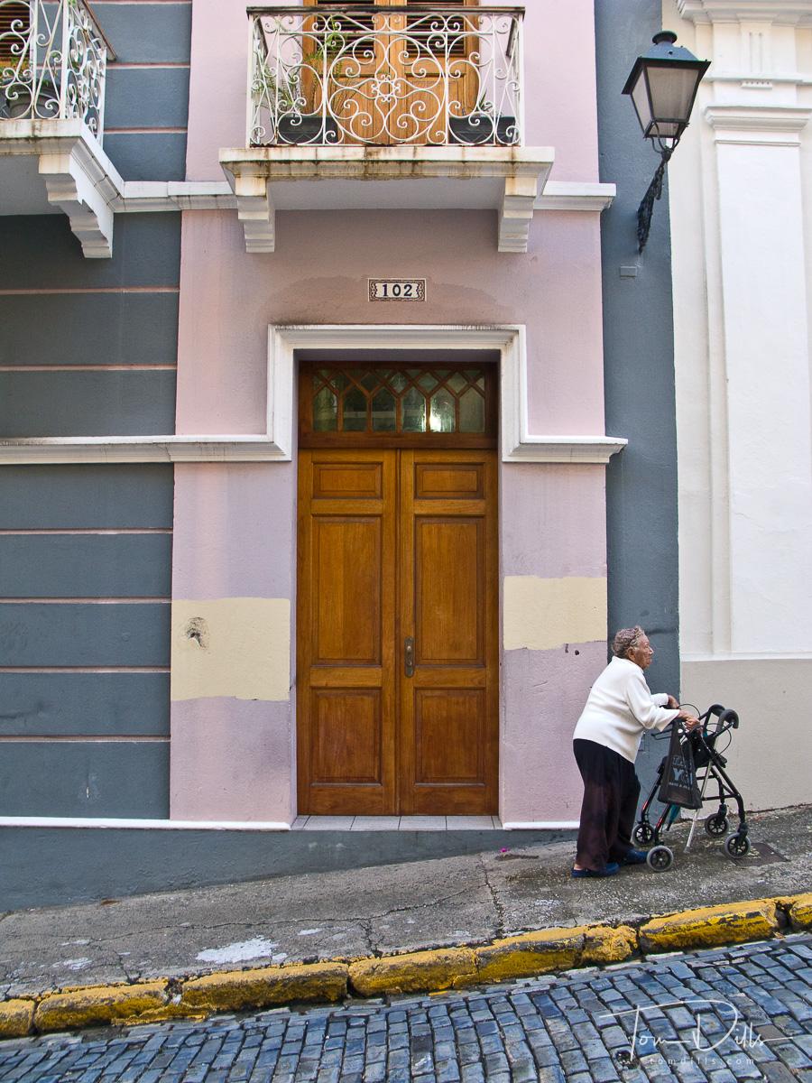 Old San Juan, San Juan Puerto Rico