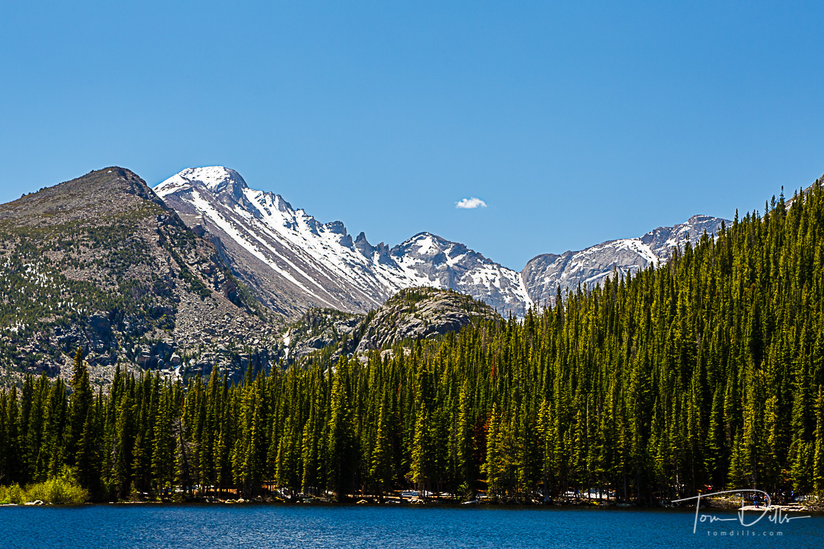 Bear Lake, Rocky Mountains National Park, Colorado