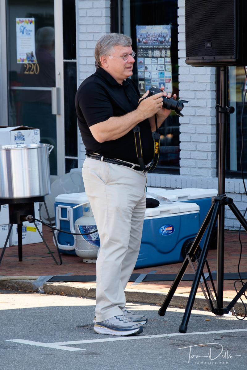 Church Street Arts & Crafts Show in Waynesville, North Carolina