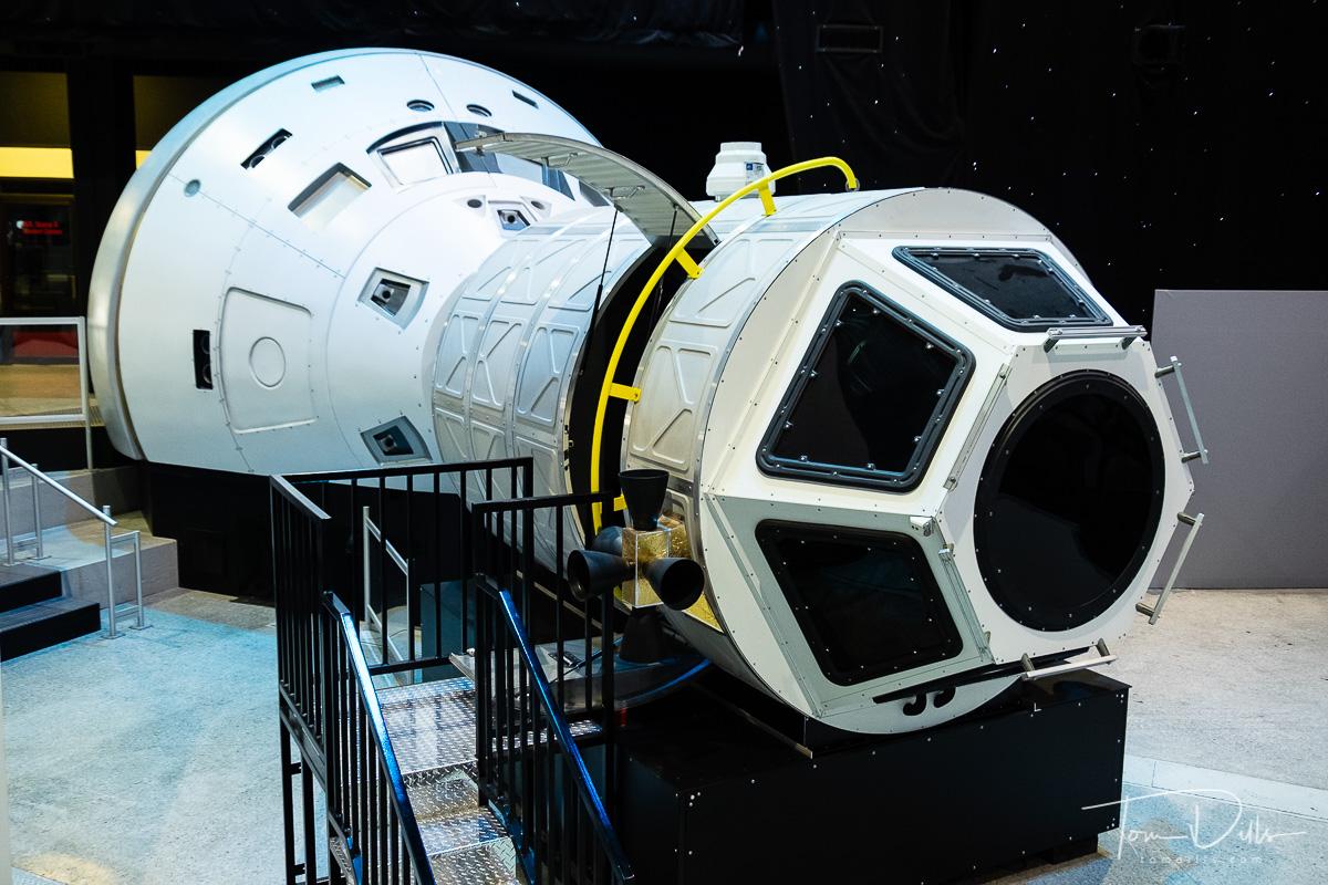 US Space & Rocket Center in Huntsville, Alabama