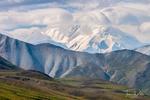 Mount McKinley from Stony Hill Overlook-Denali National Park & Preserve, Alaska