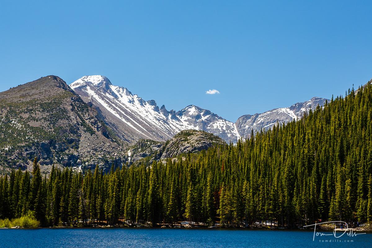 Bear Lake, Rocky Mountains National Park, Colorado