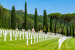 Florence American Cemetery and Memorial near Florence Italy