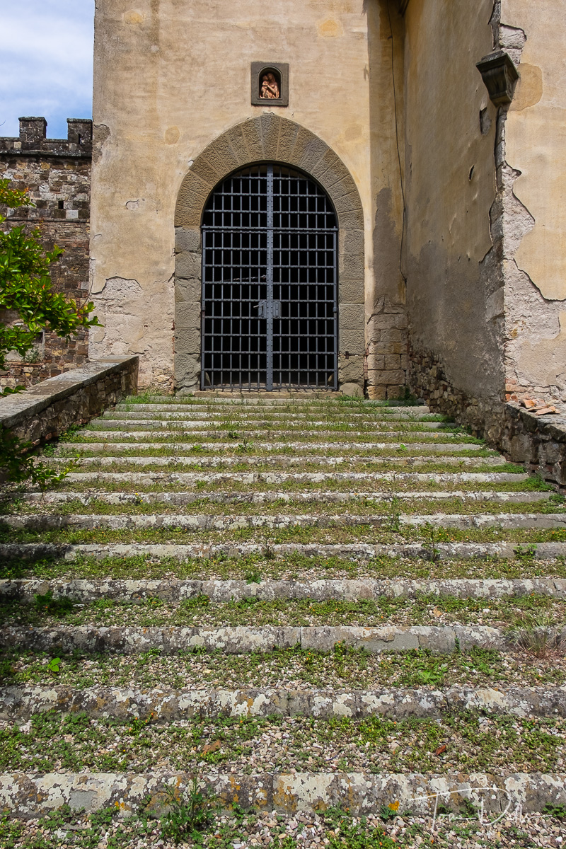 Our visit to Antinori Vineyard and Badia a Passignano in Tuscany