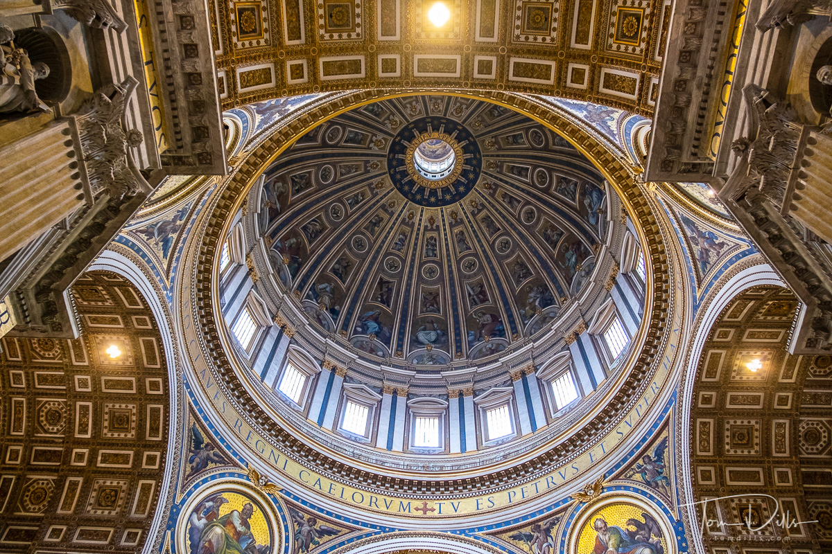 Our visit to The Vatican and St. Peter's Basilica