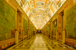 Our tour of the Vatican Museum and the Sistine Chapel (no photos of the Sistine Chapel permitted)