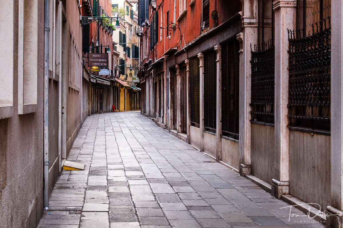 Photo from somewhere in Venice, Italy