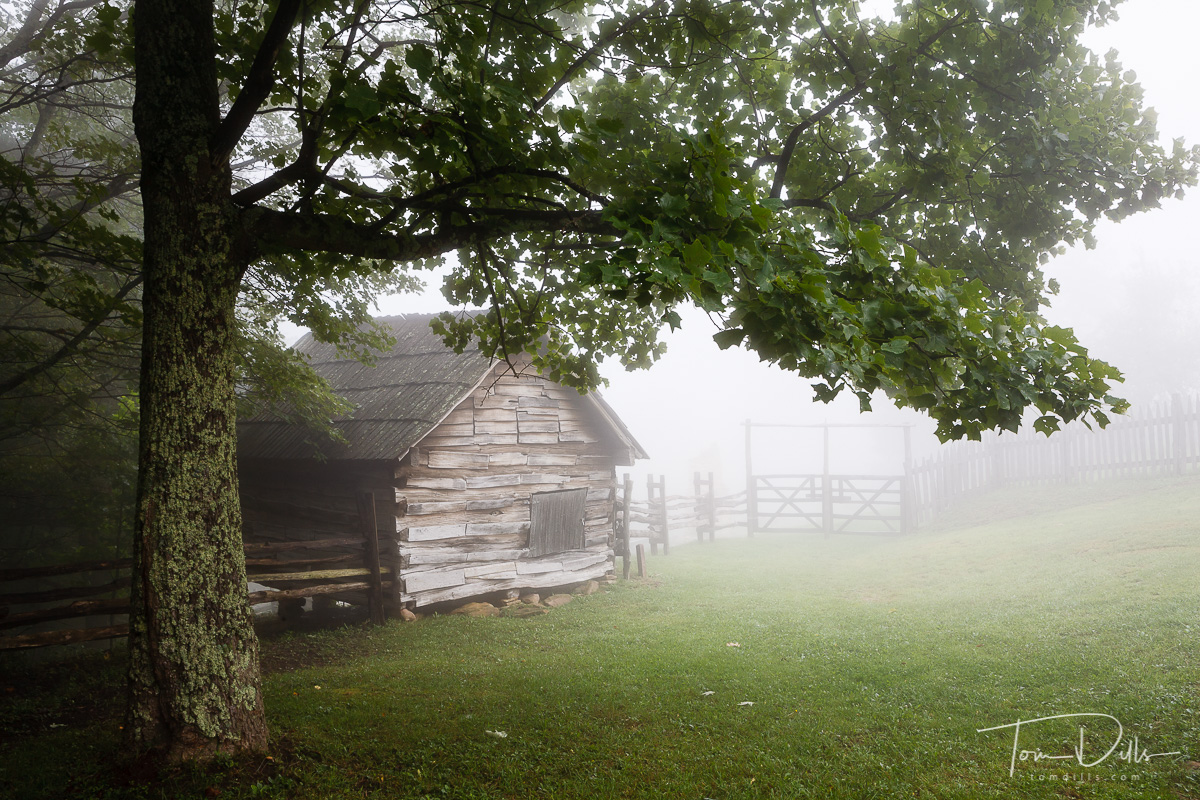 Hensley Settlement, Cumberland Gap National Historical Park, KY