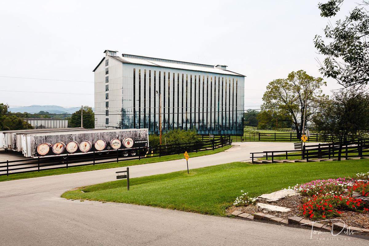 Jim Beam Distillery, Clermont, KY