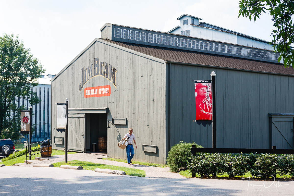 Jim Beam American Outpost, Jim Beam Distillery, Clermont, KY