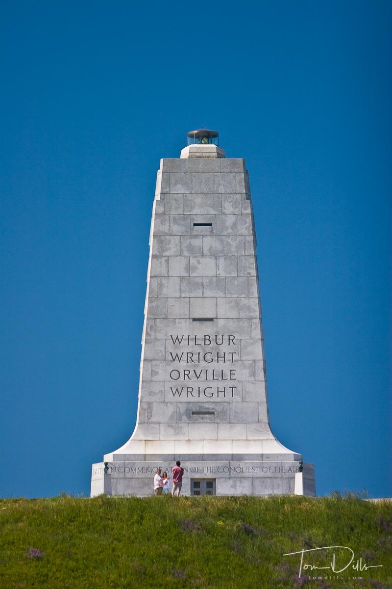 Wright Brothers Memorial, Kill Devil Hills, NC