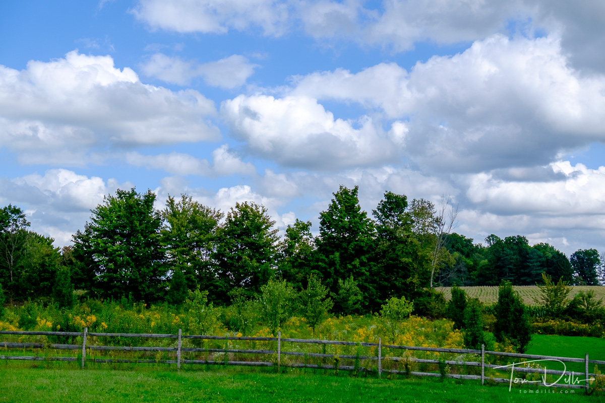 Heintzelman farm near Greenford, Ohio