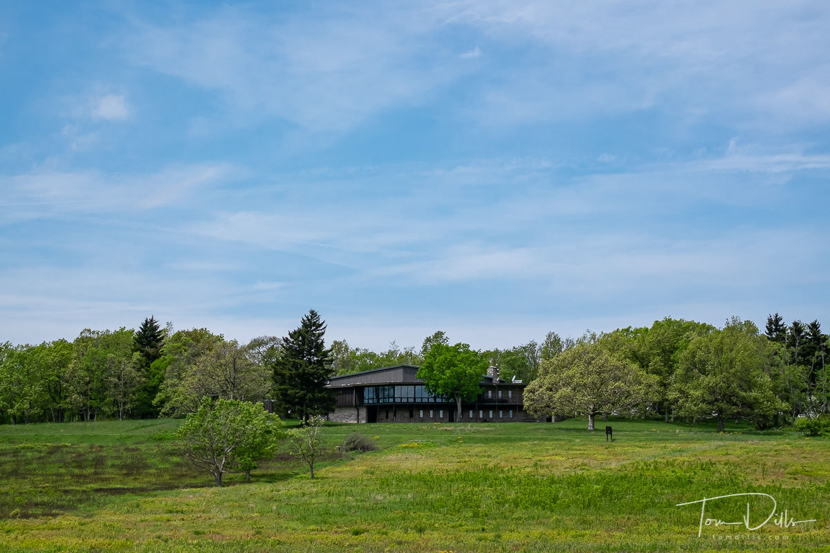 Big Meadows area of Shenandoah National Park, Virginia