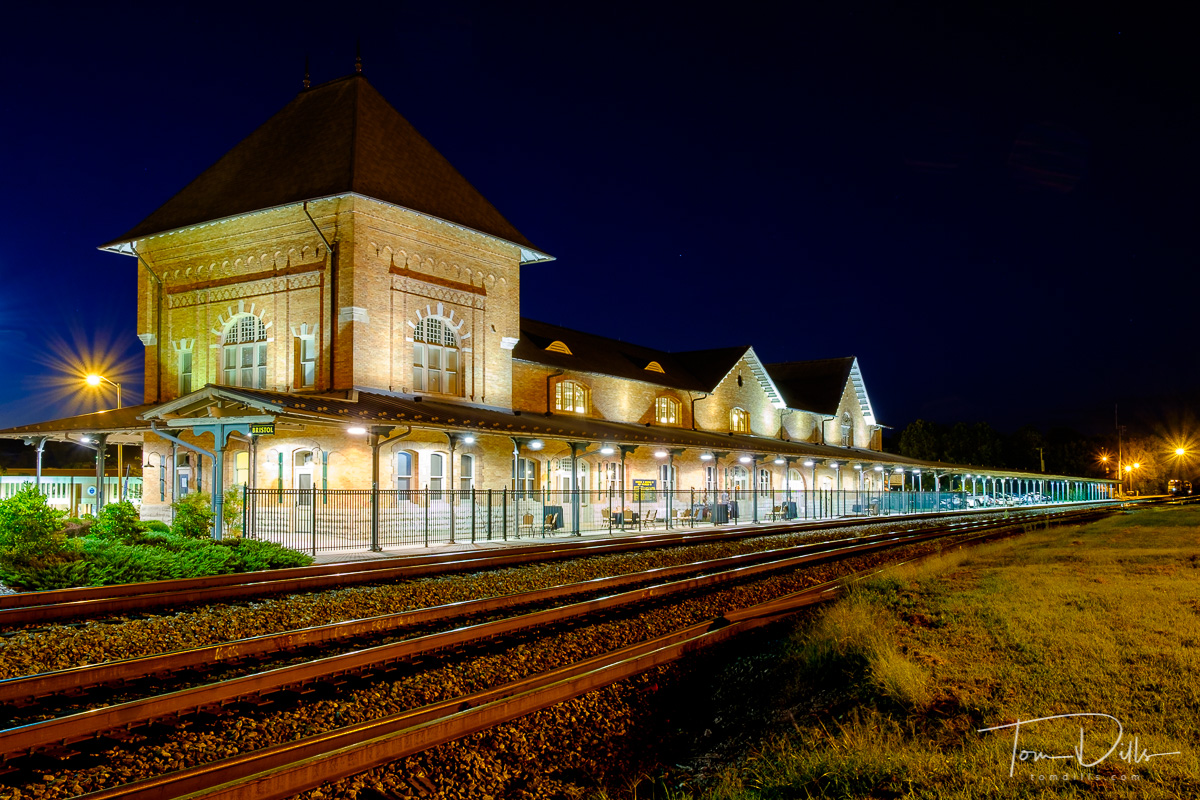 Train Station, Bristol Virginia