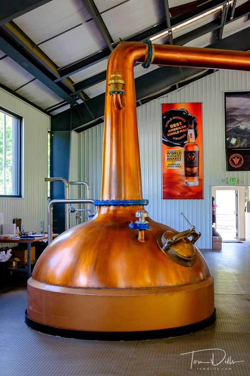 Virginia Distillery Company, Lovingston, Virginia