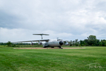 C-141B Starlifter at Scott Field Heritage Air Park at Scott AFB, Illinois
