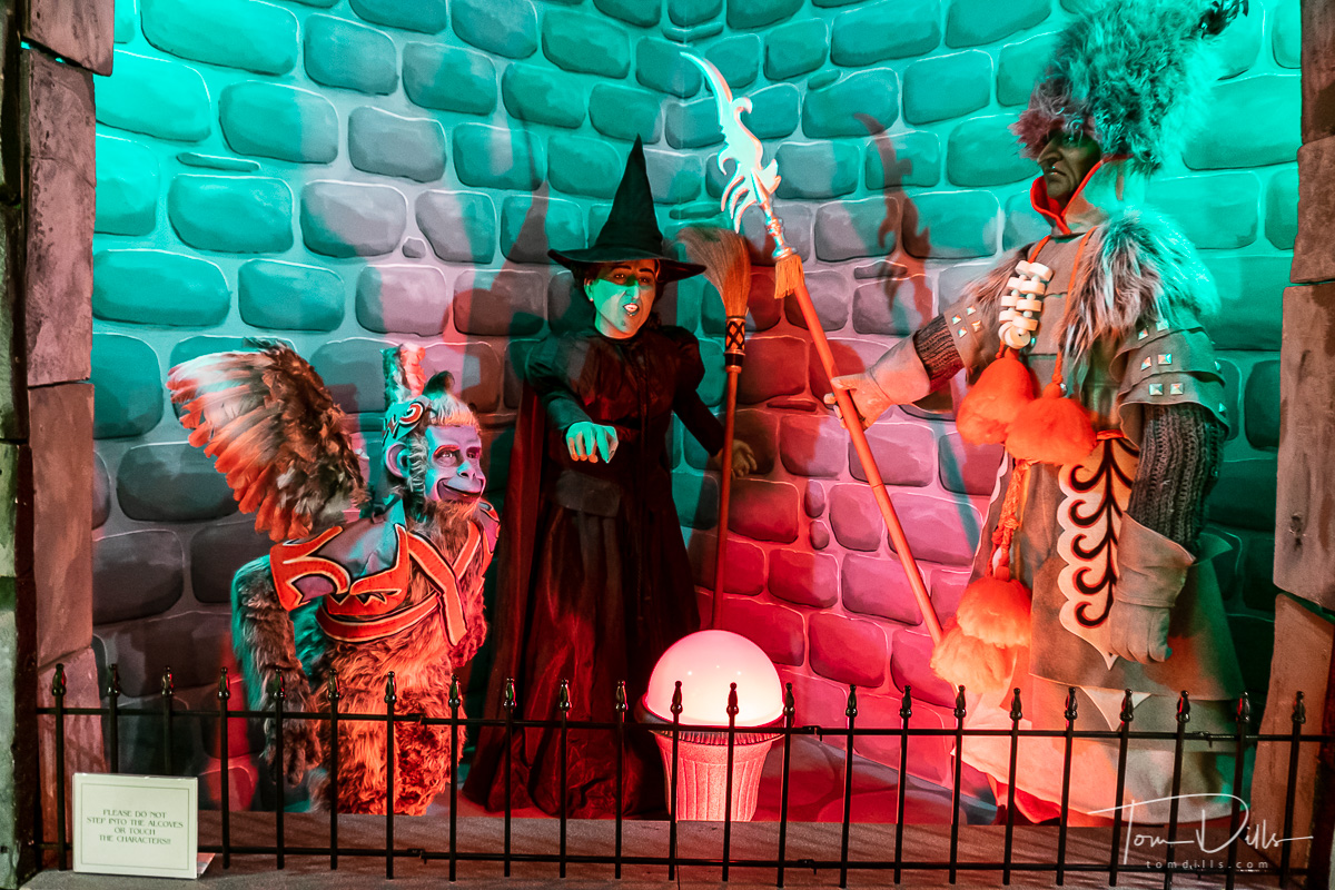 Wizard of Oz Museum in Wamego, Kansas