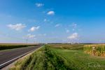Roadside scenery US-281 near Lebanon, Kansas