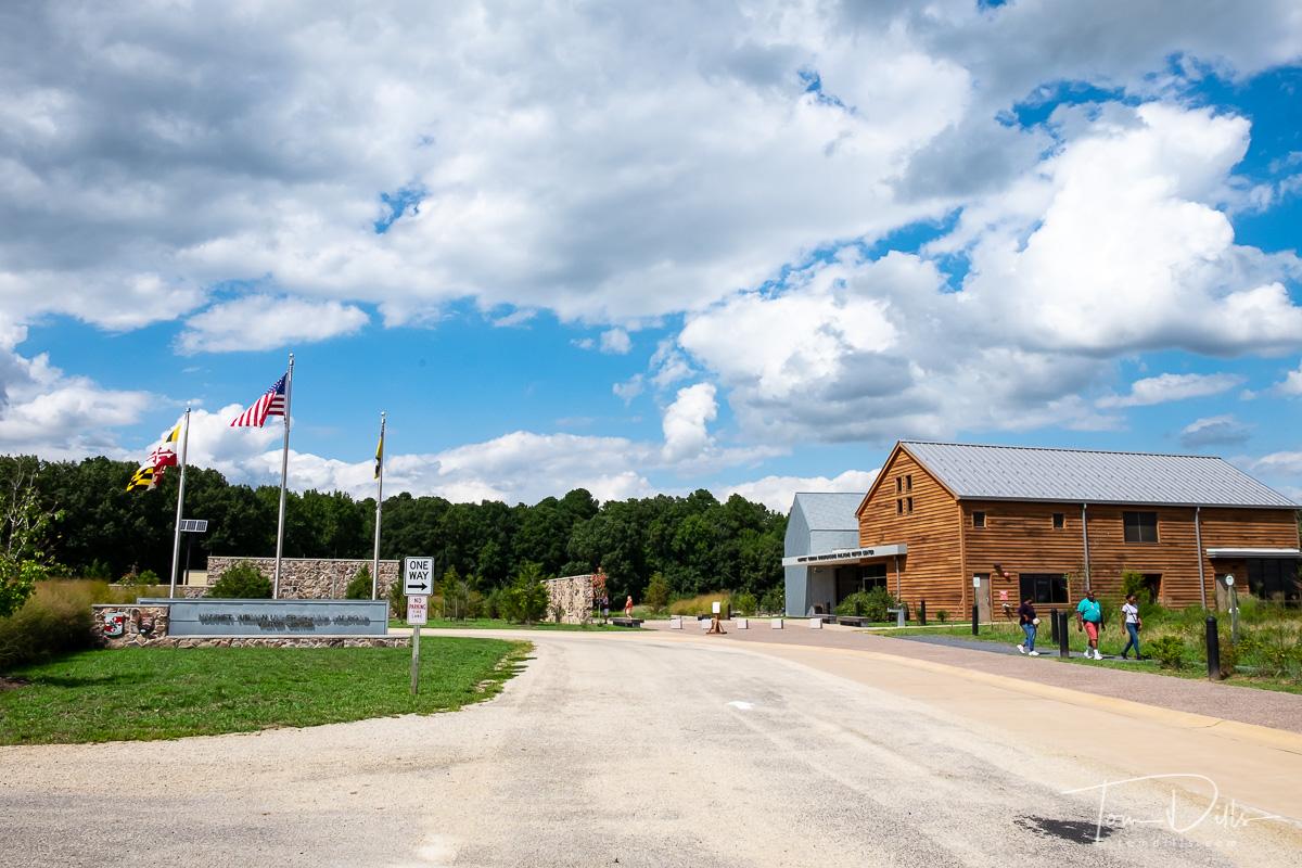 Harriet Tubman Underground Railroad National Historical Park, Maryland