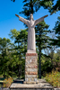 Christ of the Ohio statue near Tell City, Indiana