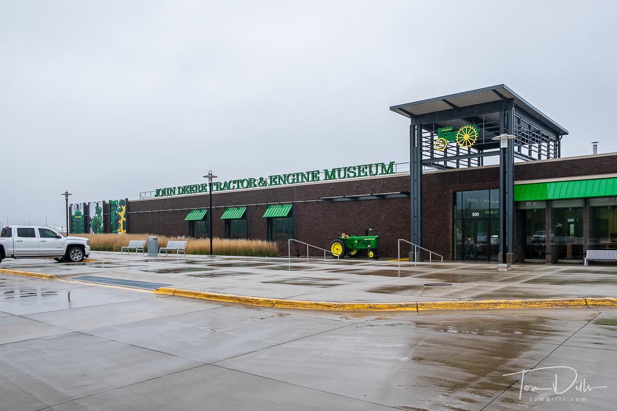 John Deere Tractor & Engine Museum, Waterloo, Iowa