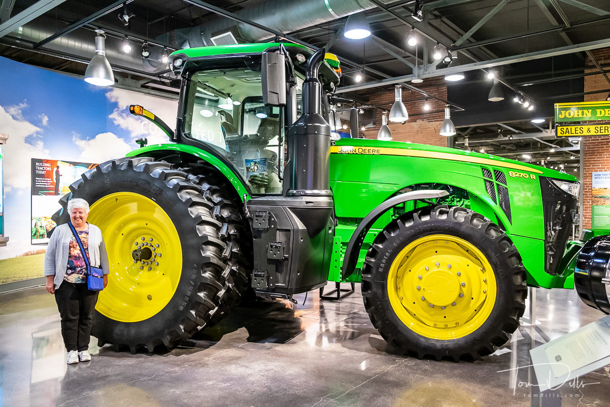 John Deere Tractor & Engine Museum, Waterloo, Iowa