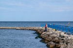Holland State Park in Holland, Michigan