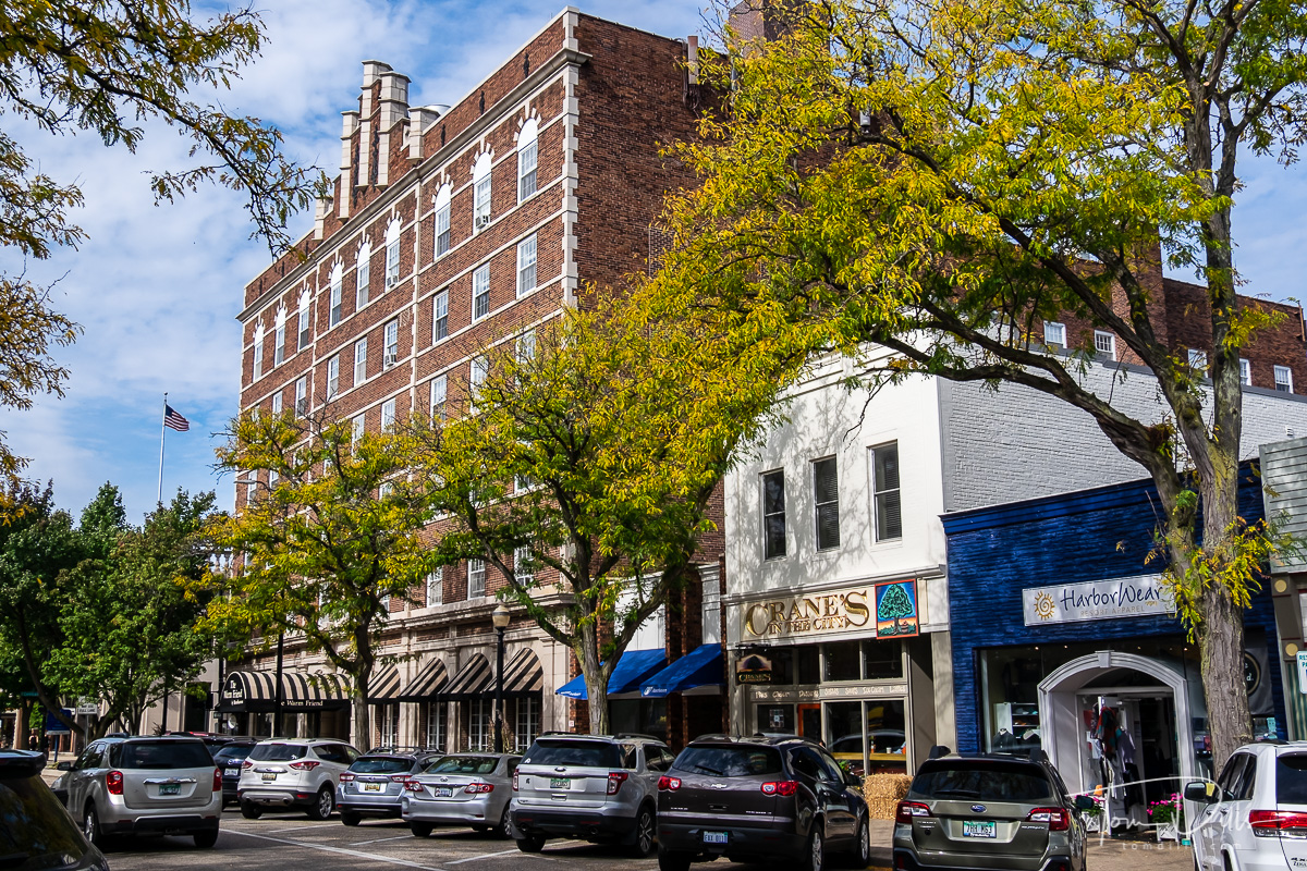 Downtown Holland, Michigan