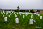 Custer National Battlefield at Little Bighorn Battlefield National Monument, Montana