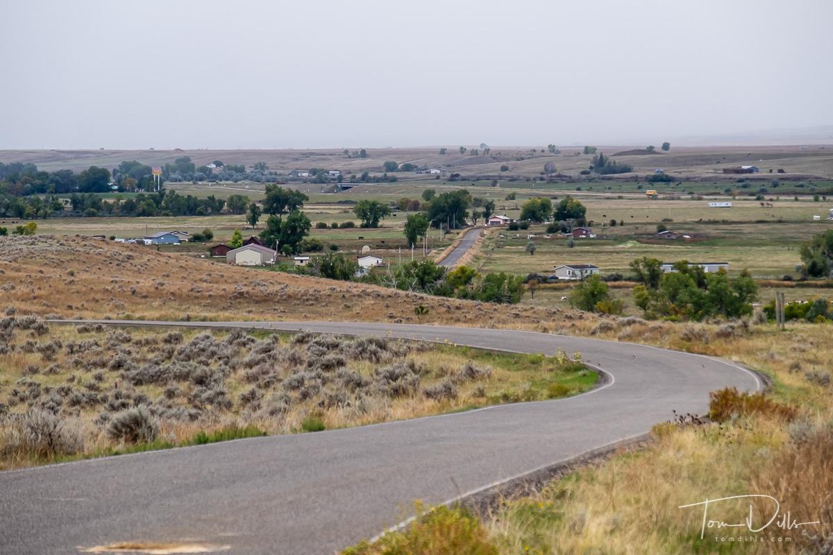 Little Bighorn Battlefield National Monument, Montana