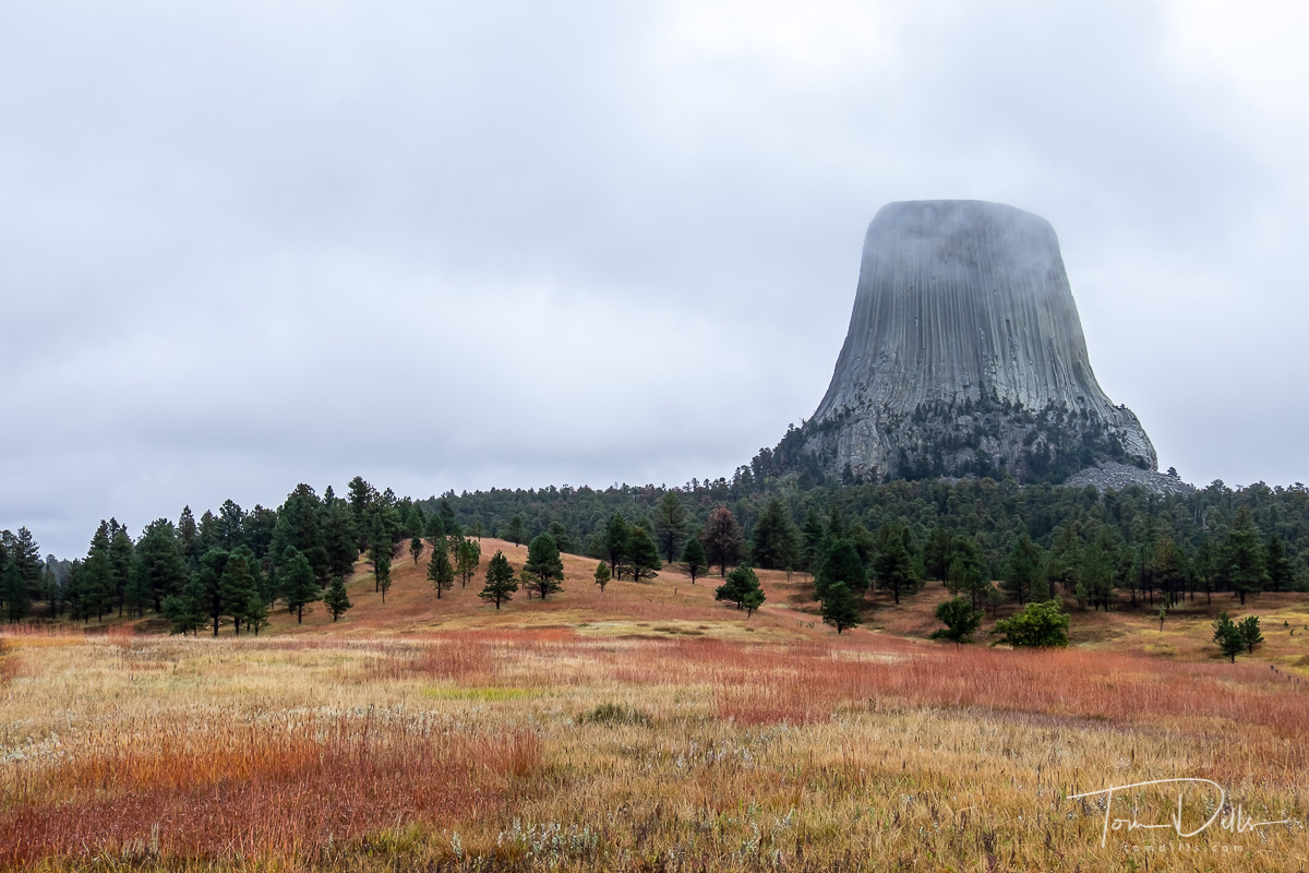 Devil's Tower National Monument, Devil's Tower, Wyoming