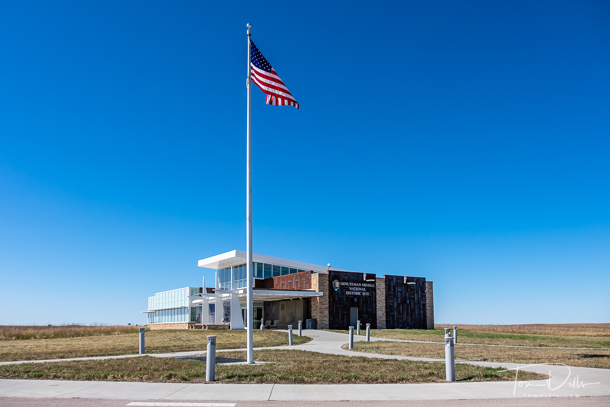 Minuteman Missile National Historic Site, Near Philip, South Dakota