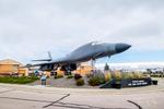 B-1B Lancer - South Dakota Air & Space Museum at Ellsworth Air Force Base, South Dakota