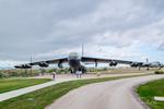 B-52D Stratofortress at the South Dakota Air & Space Museum, Ellsworth Air Force Base, South Dakota
