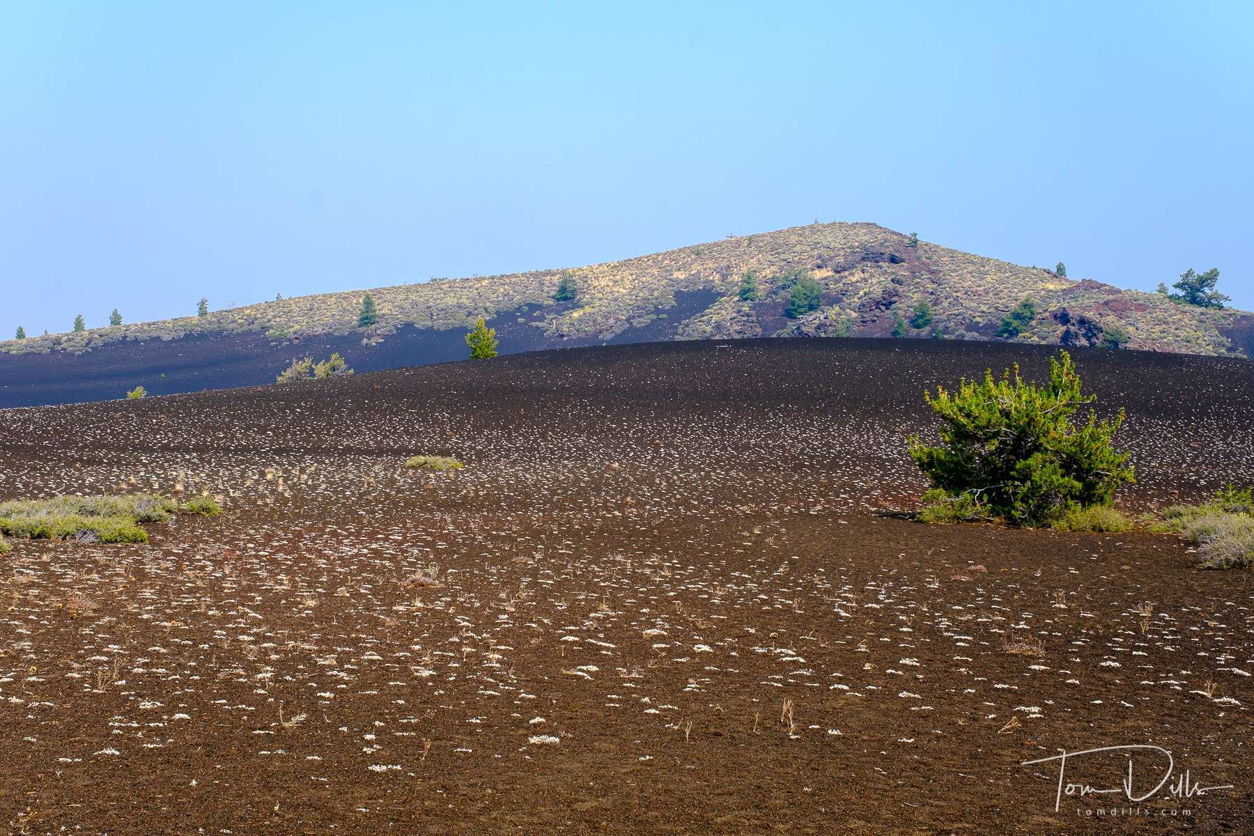 Craters of the Moon National Monument and Preserve near Arco, Idaho