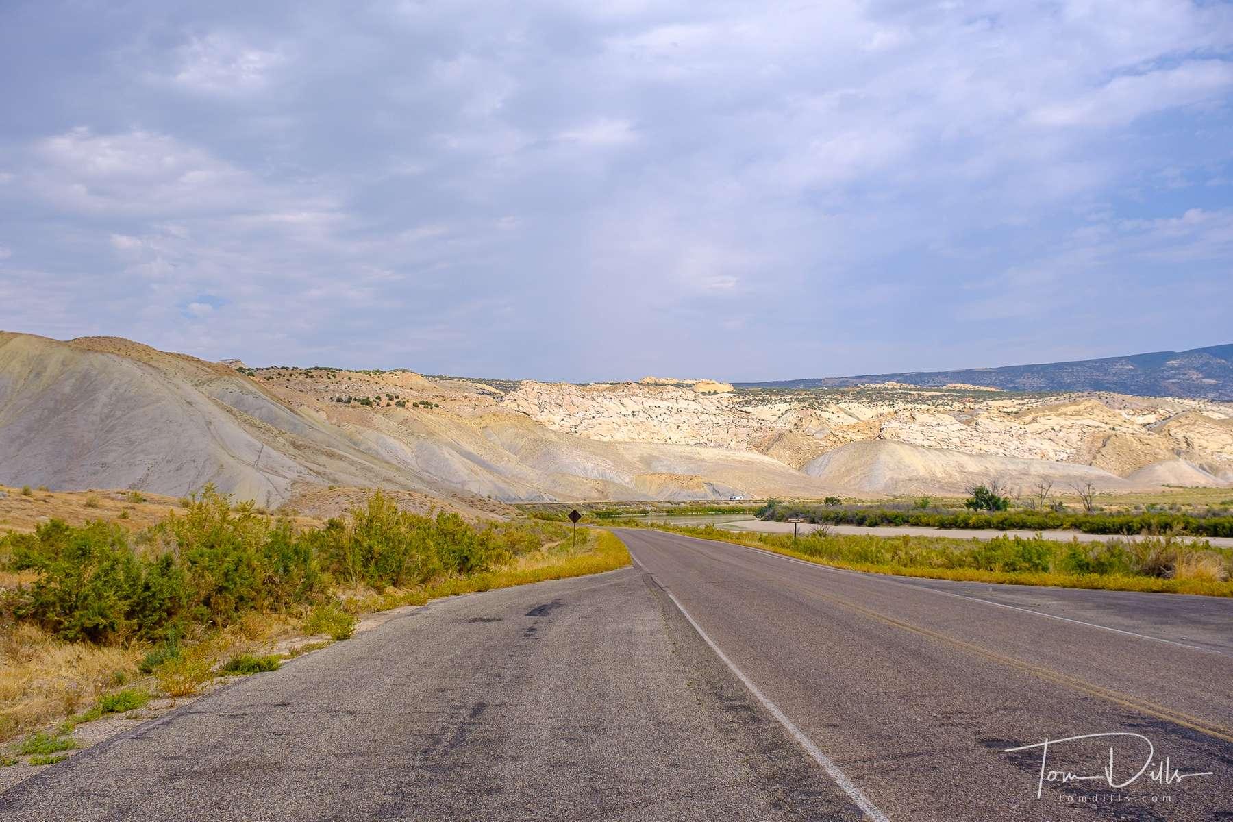 Dinosaur National Monument near Jensen, Utah