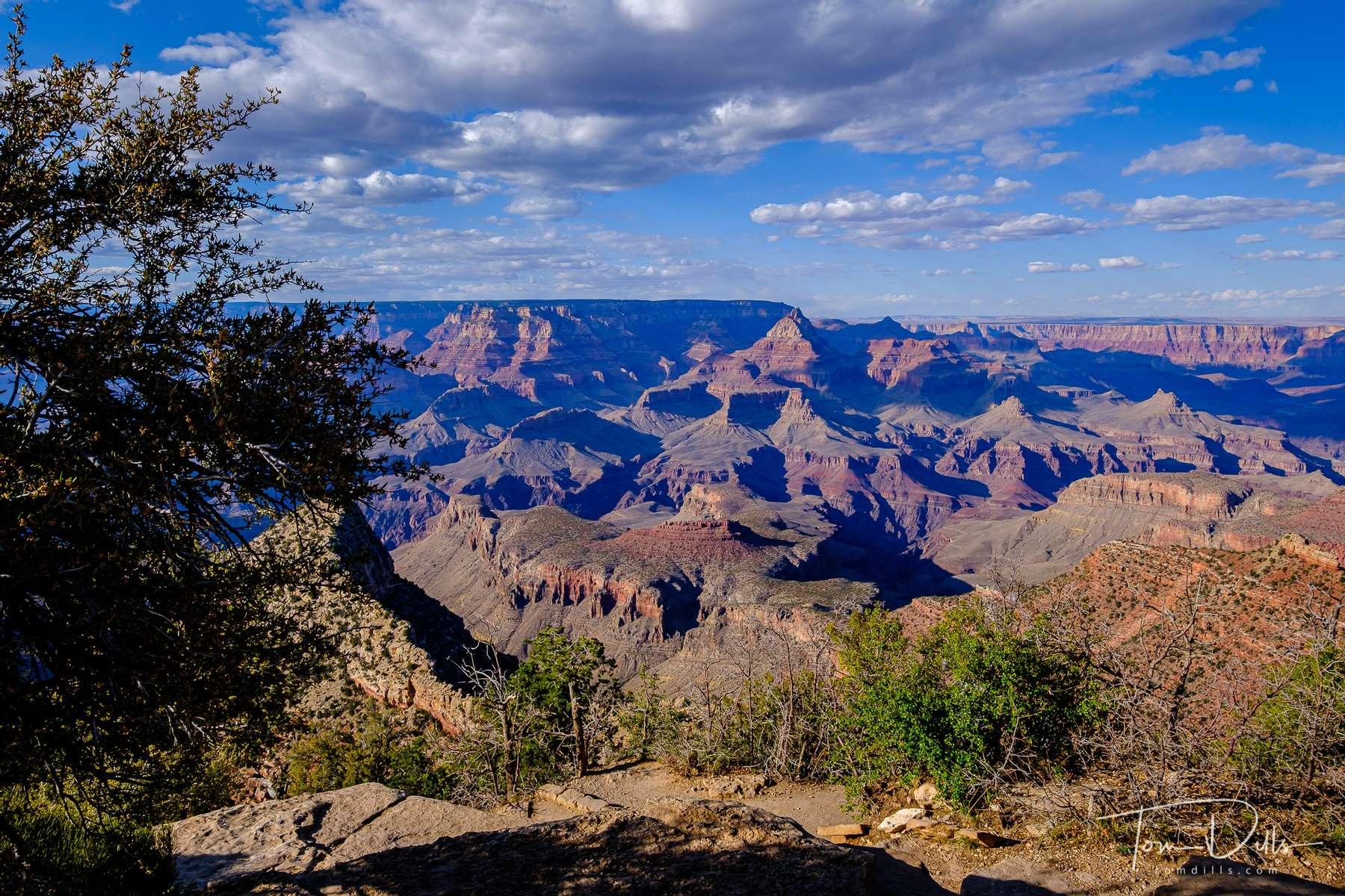 Desert View Watchtower area of Grand Canyon National Park, Arizona