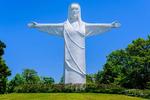 Christ of the Ozarks statue in Eureka Springs, Arkansas