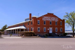 Charles Ilfeld Co. {quote}Wholesalers of Everything{quote} building in Magdalena, New Mexico
