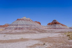 The Painted Desert, part of Petrified Forest National Park in Arizona