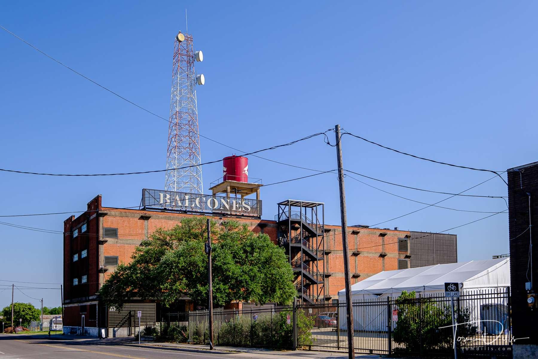 Balcones Distillery in Waco, Texas